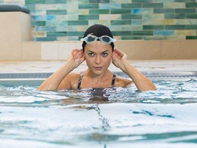 East Bank Club Swimming