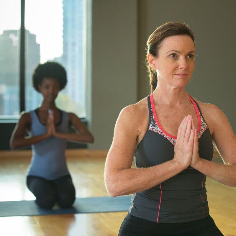 East Bank Club Yoga