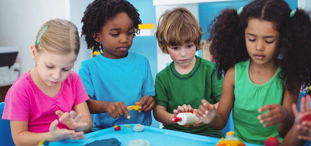 East Bank Club Children's Activity Centers