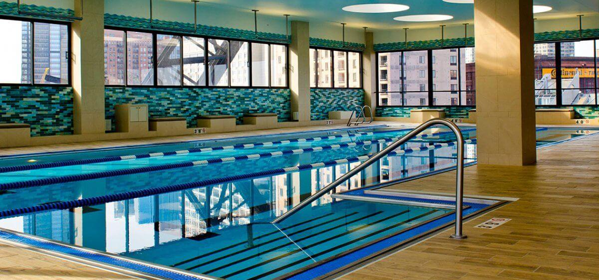 East Bank Club Indoor Pool