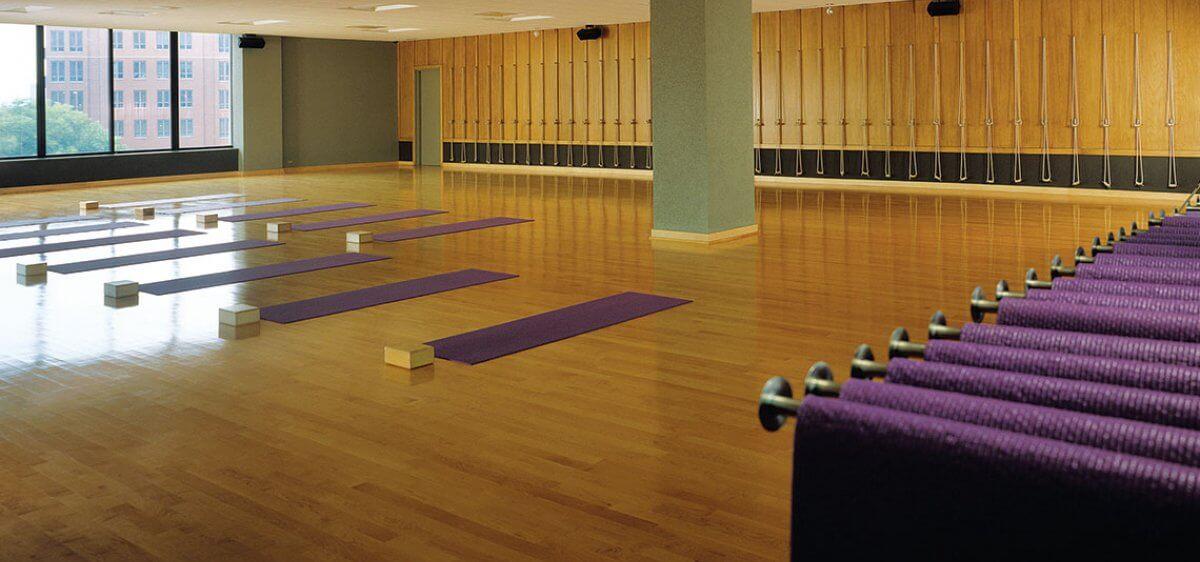 East Bank Club Yoga Studio
