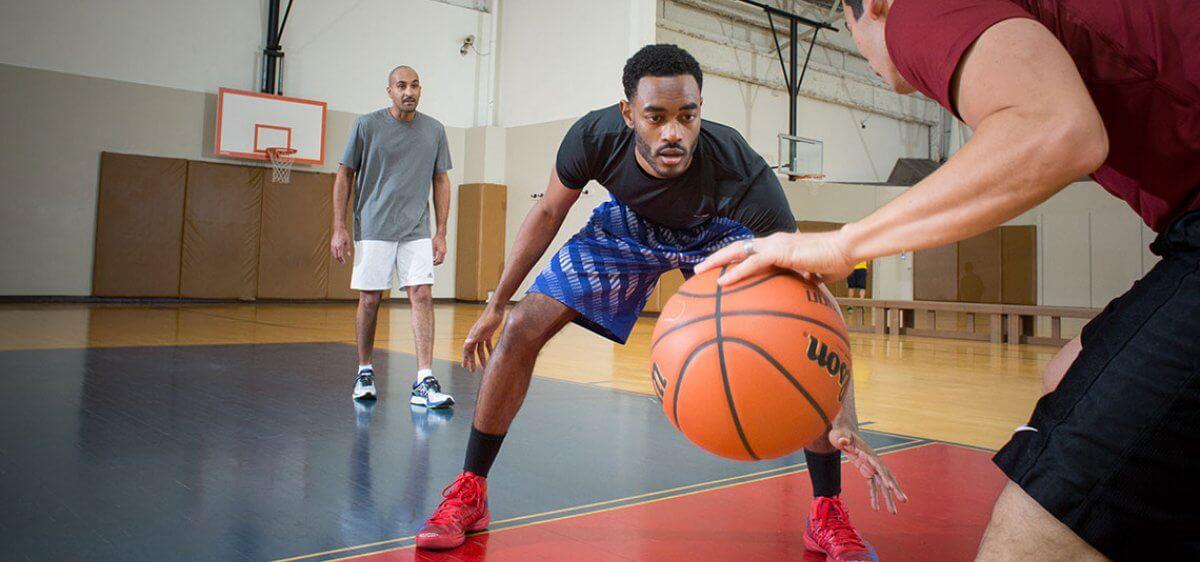 Basketball at East Bank Club